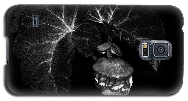 Sunlit Begonia Galaxy S5 Case