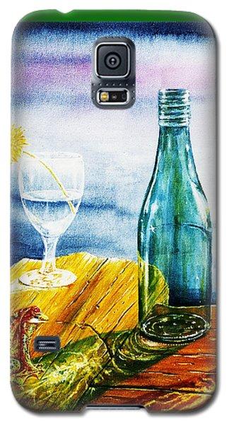 Sunlit Bottles Galaxy S5 Case