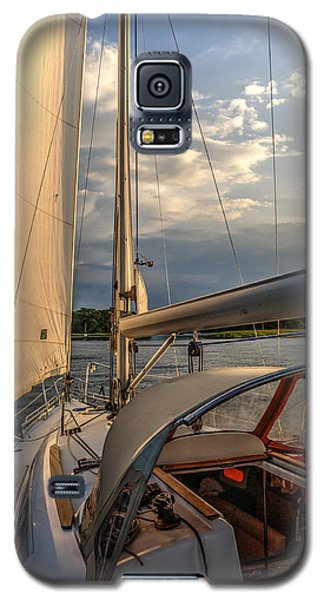 Sunny Afternoon Inland Sailing In Poland 2 Galaxy S5 Case