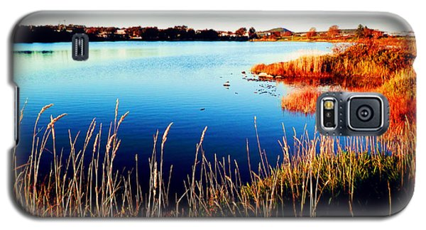 Galaxy S5 Case featuring the photograph Sunny Afternoon by Zinvolle Art