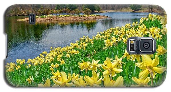 Sunny Daffodil Galaxy S5 Case by Bill Wakeley