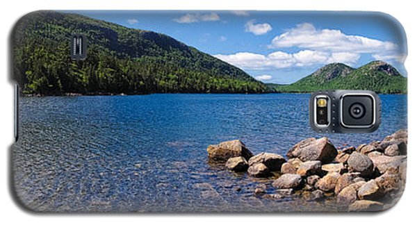 Sunny Day On Jordan Pond   Galaxy S5 Case