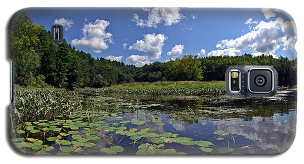 Sunny Day On The Merrimack Galaxy S5 Case by Rick Frost