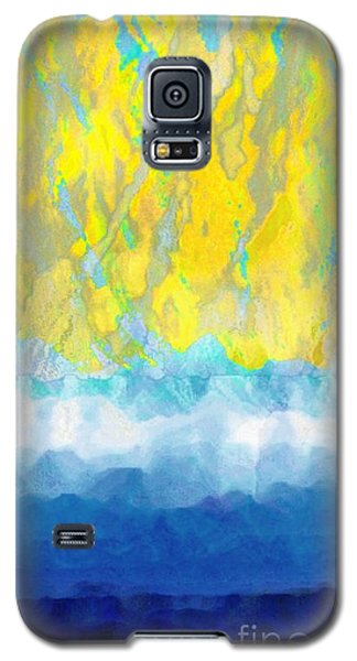 Sunny Day Waters Galaxy S5 Case by Darla Wood