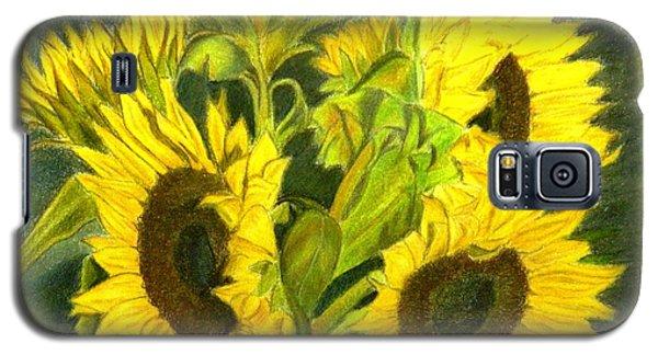 Sunny Days Galaxy S5 Case by Lori Ippolito