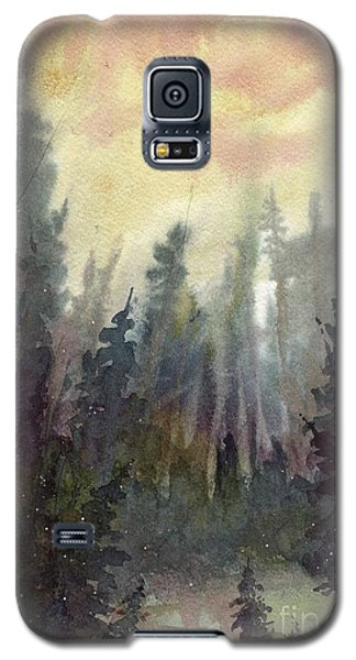 Sunny Forest Galaxy S5 Case
