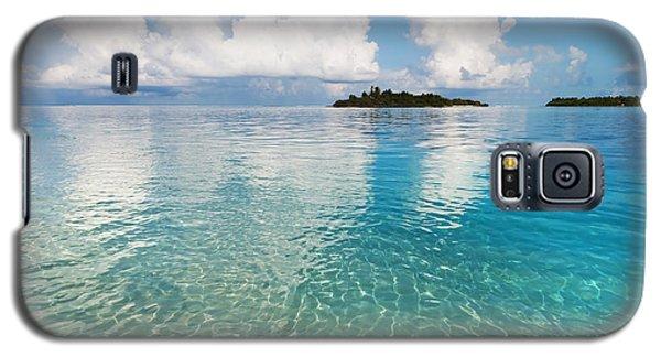 Sunny Invitation For  You. Maldives Galaxy S5 Case