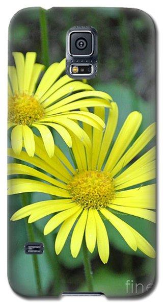 Sunny Yellow 2 Galaxy S5 Case