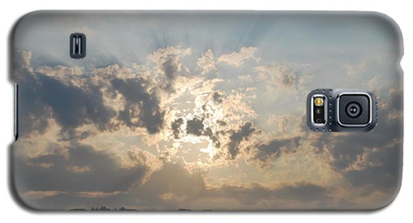 Galaxy S5 Case featuring the photograph Sunrise 1 by George Katechis