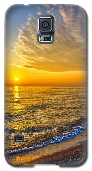 Sunrise 10-30-13 Galaxy S5 Case by Michael  Bennett