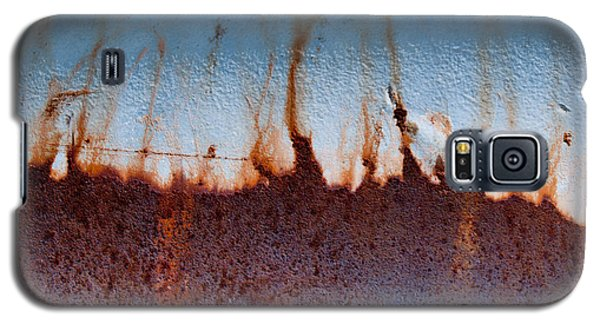 Sunrise Abstract Galaxy S5 Case