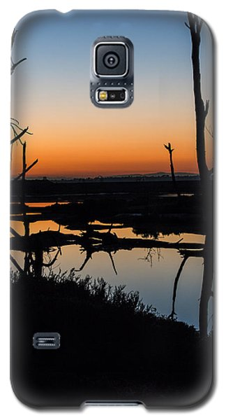 Sunrise Across The Sacred Land Galaxy S5 Case