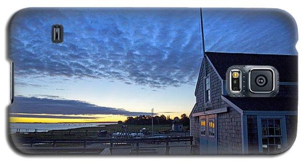 Sunrise At Barnstable Yacht Club Galaxy S5 Case