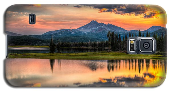 Sunrise At Brokentop Galaxy S5 Case