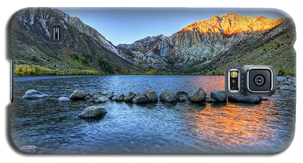 Sunrise At Convict Lake Galaxy S5 Case