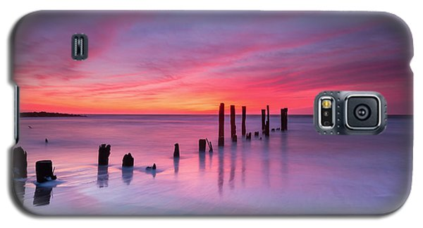 Sunrise At Deal Nj Galaxy S5 Case