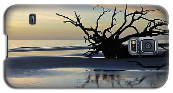 Sunrise At Driftwood Beach 6.6 Galaxy S5 Case