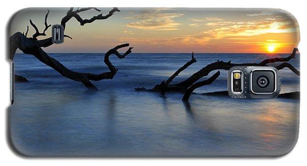 Sunrise At Driftwood Beach 7.3 Galaxy S5 Case