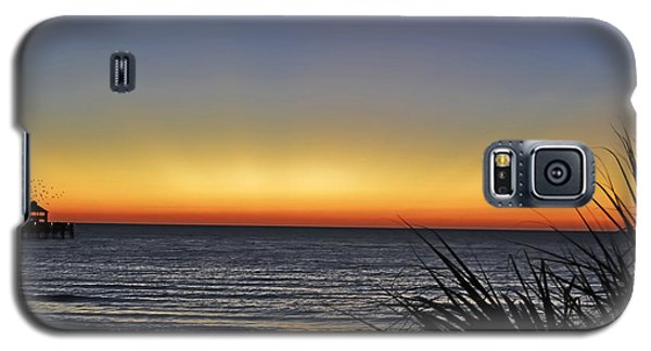 Sunrise At Folly Galaxy S5 Case