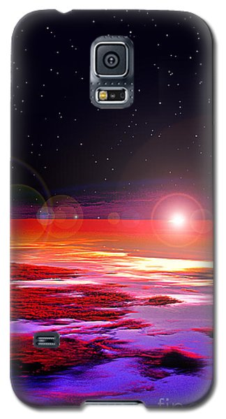 Sunrise At Fourty Thousand  Galaxy S5 Case