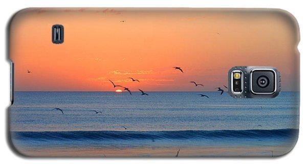 Sunrise At Indialantic Galaxy S5 Case