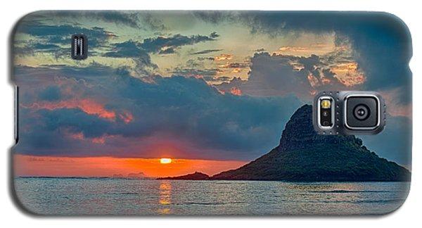 Sunrise At Kualoa Park Galaxy S5 Case