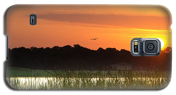 Sunrise At Lakewood Ranch Florida Galaxy S5 Case