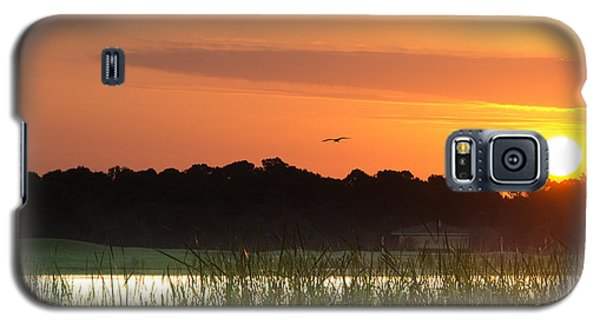 Sunrise At Lakewood Ranch Florida Galaxy S5 Case