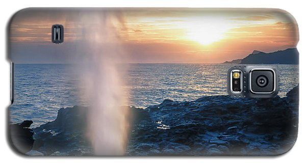 Galaxy S5 Case featuring the photograph Sunrise At Nakalele by Hawaii  Fine Art Photography