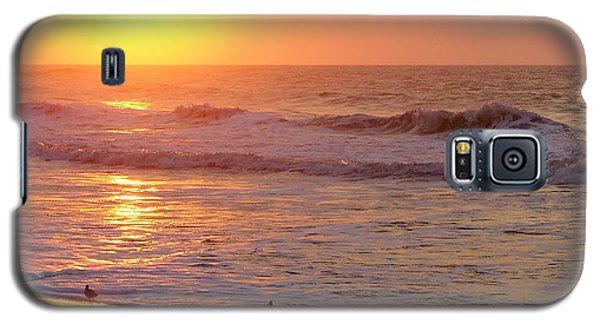 Sunrise At Ocean Isle Galaxy S5 Case by Kelly Nowak