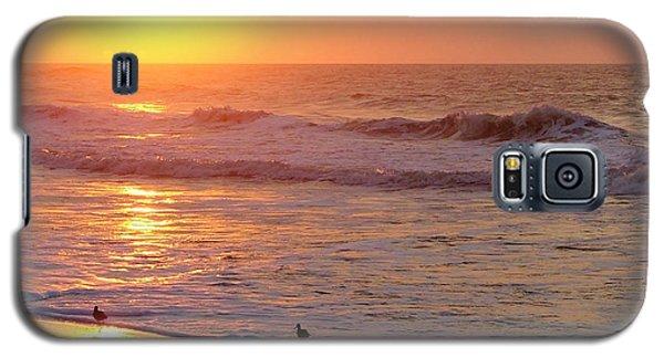 Sunrise At Ocean Isle Galaxy S5 Case