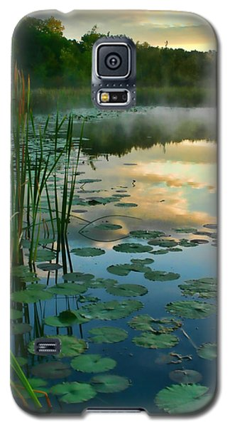 Sunrise At Pokagon State Park  Galaxy S5 Case