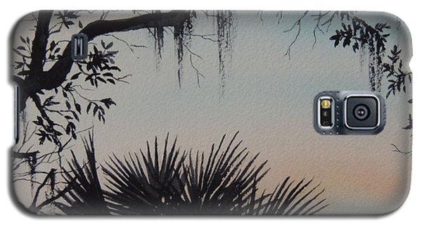Sunrise At Shellmans Bluff Galaxy S5 Case
