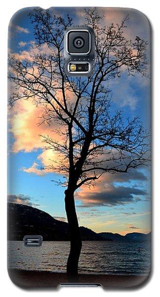 Sunrise At Skaha Lake 03-07-2014 Galaxy S5 Case