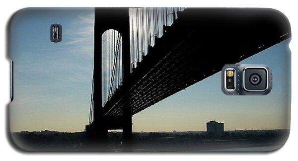 Sunrise At The Bridge Galaxy S5 Case