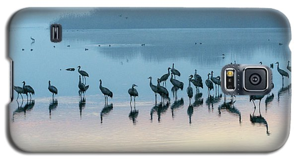 Sunrise Over The Hula Valley Israel 5 Galaxy S5 Case