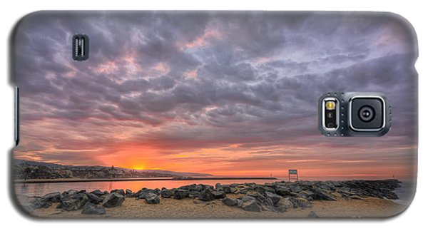 Sunrise At The Wedge Galaxy S5 Case