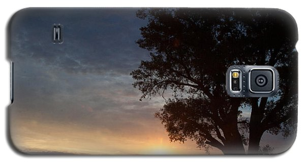 Sunrise Awaited Galaxy S5 Case by Shirley Heier