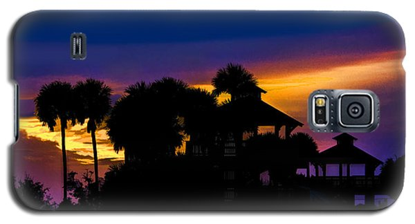 Sunrise Barefoot Mailman Park Galaxy S5 Case