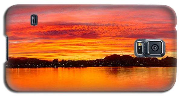 Sunrise Bay Galaxy S5 Case