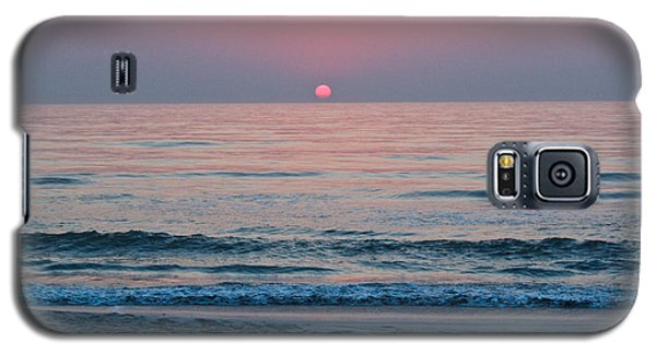 Galaxy S5 Case featuring the photograph Sunrise Blush by Julie Andel