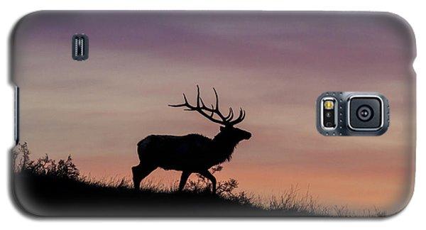 Sunrise Bull Galaxy S5 Case