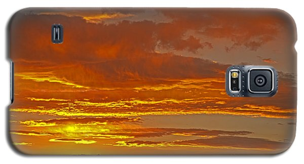 Sunrise Capitol Reef National Park Galaxy S5 Case