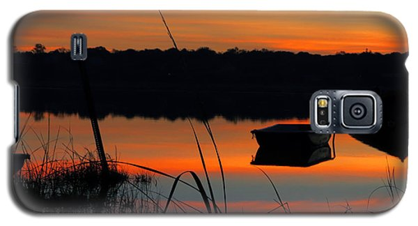Galaxy S5 Case featuring the photograph Sunrise Cove  by Dianne Cowen