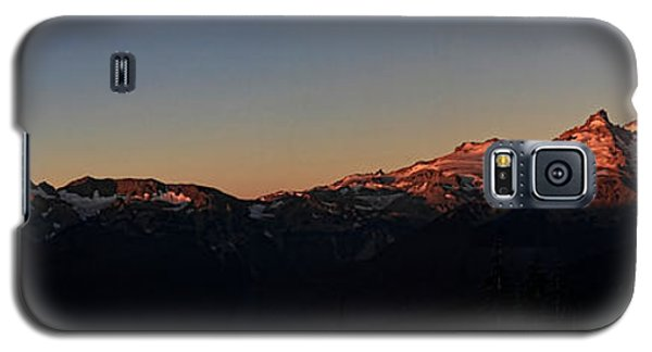 Galaxy S5 Case featuring the photograph Sunrise by David Stine