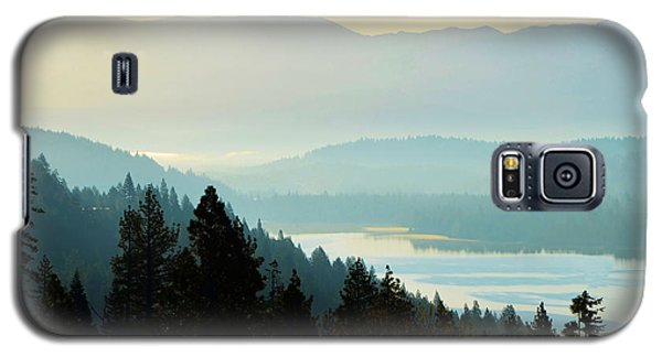 Sunrise Donner Lake California Galaxy S5 Case