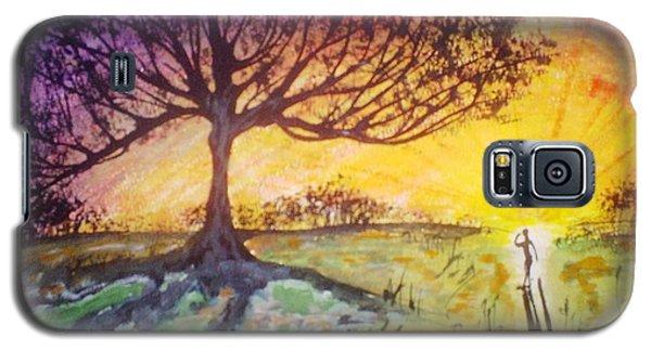 Sunrise Galaxy S5 Case by Douglas Beatenhead