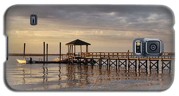 Galaxy S5 Case featuring the photograph Sunrise Dreams by Phil Mancuso