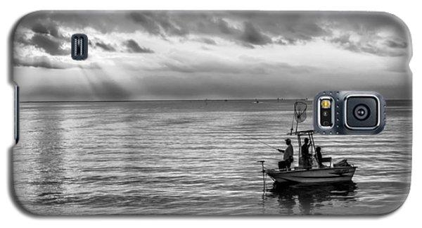 Sunrise Fishermen Galaxy S5 Case