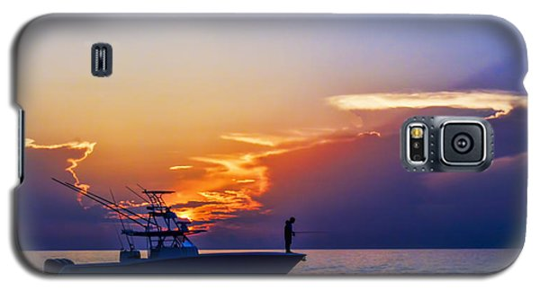 Sunrise Fishing Galaxy S5 Case